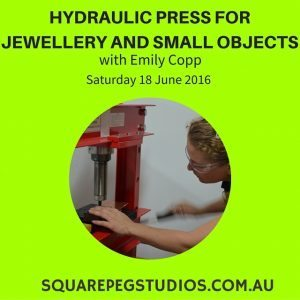Hydraulic Press workshop