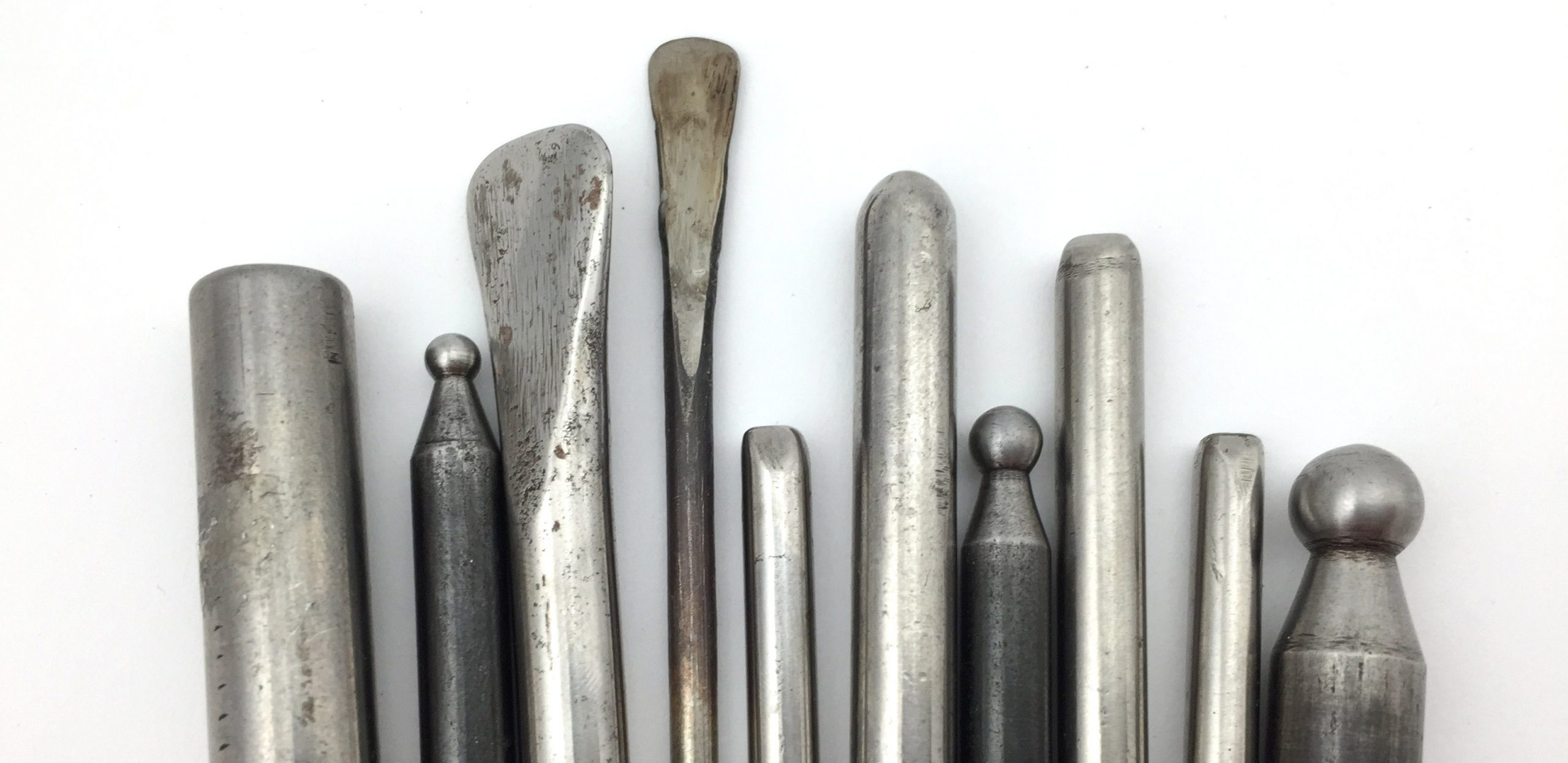 The tools for making jewellery