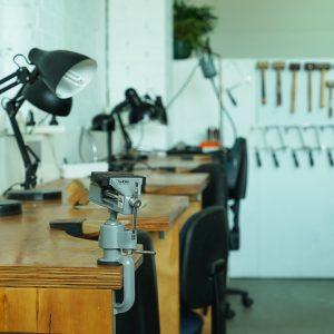 SquarePeg Studios Classroom